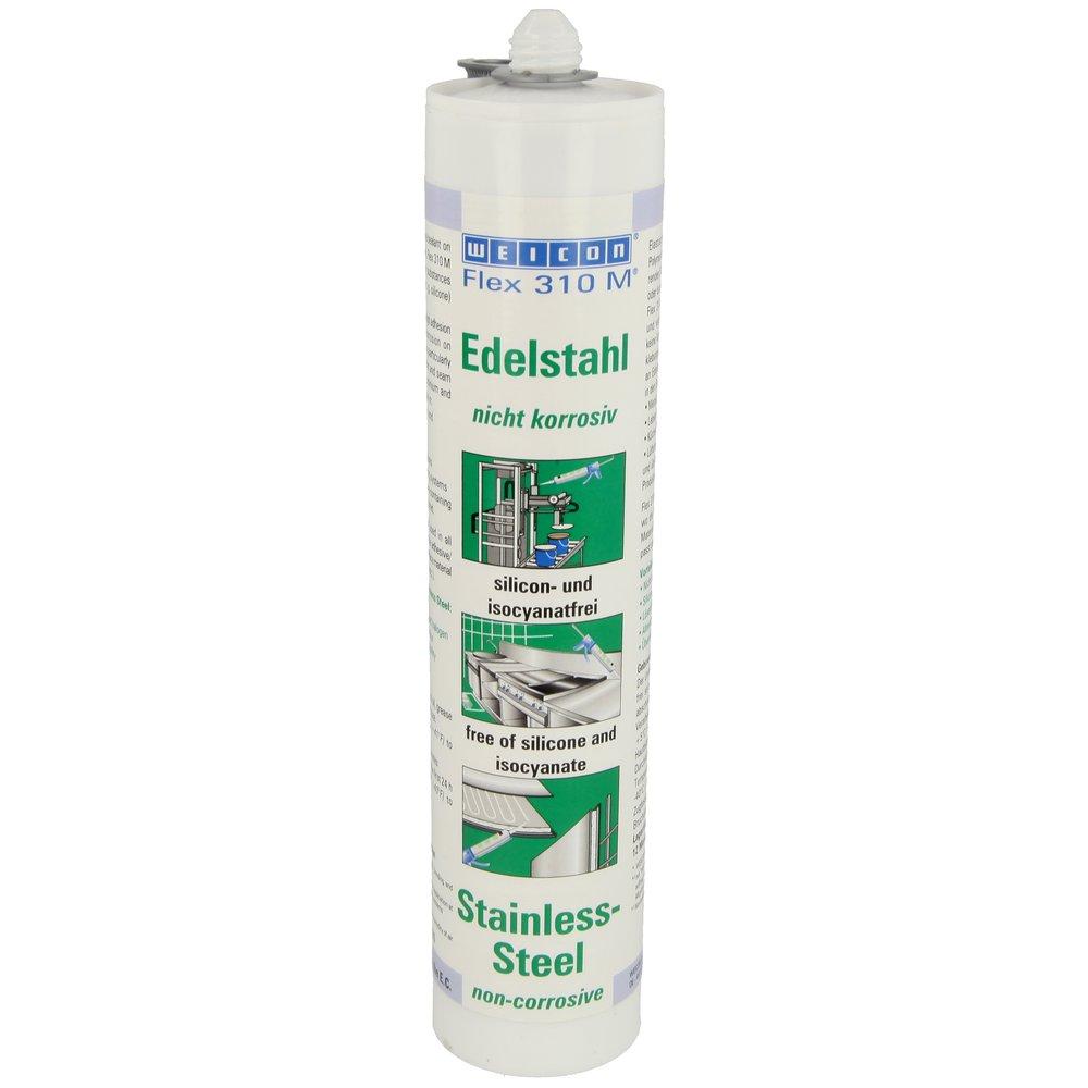 Weicon flex m stainless steel sealant w murphy