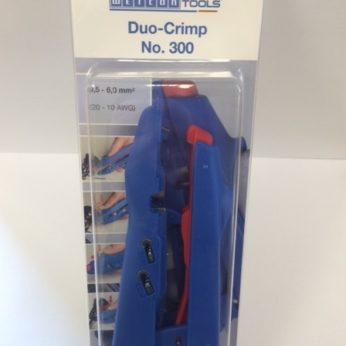 51000300 weicon duo-crimp no.30