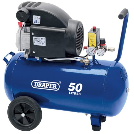Draper 50LTR Compressor MW Murphy Waterford