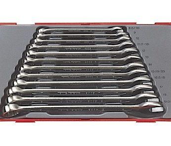 TT1236 Combination Spanner Set