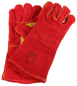 1942 Welders Gauntlet Gloves