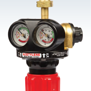 Acetylene Regulator 4 Series
