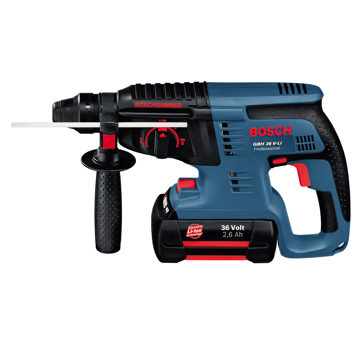 bosch gbh 36v li cordless sds hammer drill m w murphy son ltd. Black Bedroom Furniture Sets. Home Design Ideas