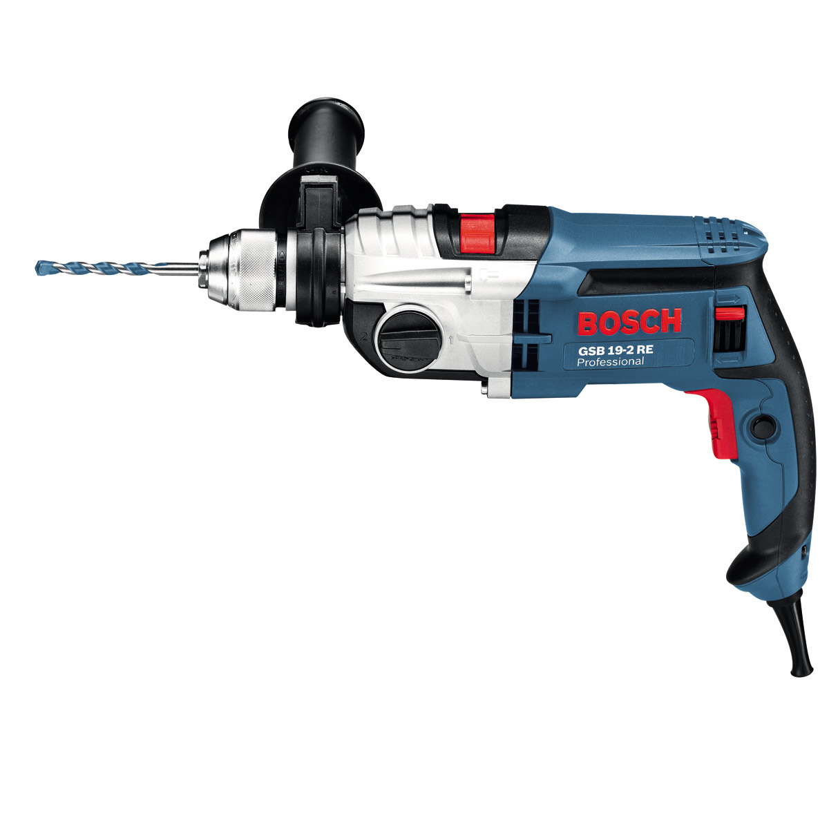 bosch gsb 19 2re two speed impact drill m w murphy son ltd. Black Bedroom Furniture Sets. Home Design Ideas