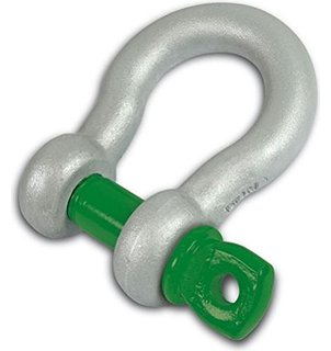 Green Pin Shackle