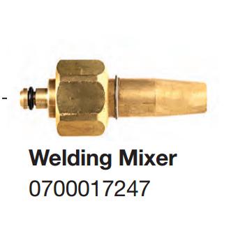 Welding Mixer