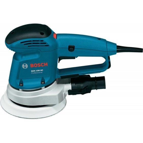 Bosch GEX 150 AC Sander MW Murphy