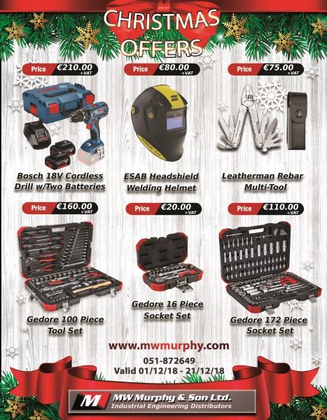 Christmas Flyer MW Murphy
