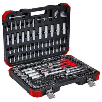 Gedore Red 172 Piece Socket Set MW Murphy Waterford