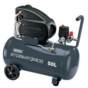 Draper 50L Air Compressor