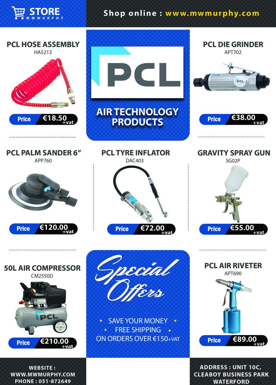 PCL Air Technology Deals