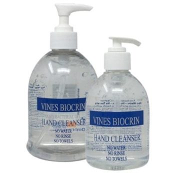 Hand Cleanser