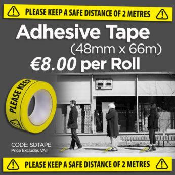 Distance Tape